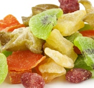 Tropical Dried Fruit Salad Mix - 2 Lbs.